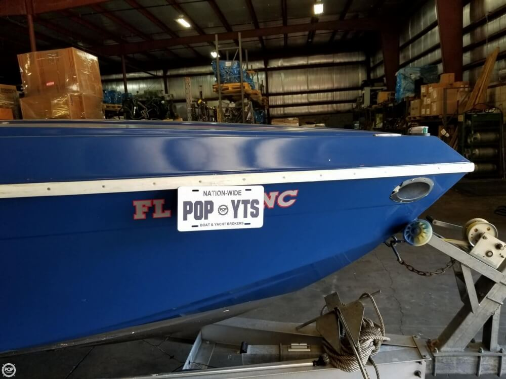 1987 Baja boat for sale, model of the boat is Force 265 & Image # 13 of 40