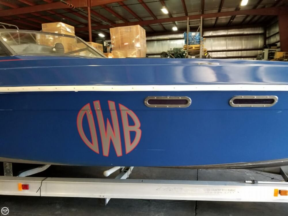 1987 Baja boat for sale, model of the boat is Force 265 & Image # 14 of 40