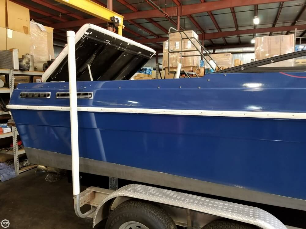 1987 Baja boat for sale, model of the boat is Force 265 & Image # 16 of 40