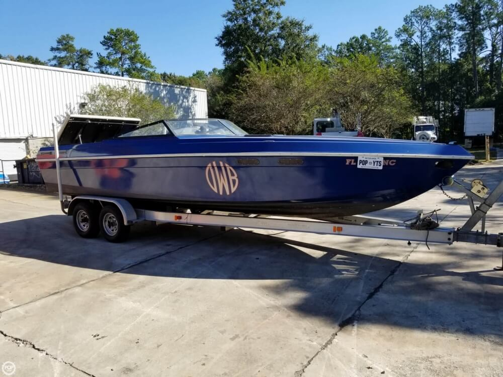 1987 Baja boat for sale, model of the boat is Force 265 & Image # 17 of 40