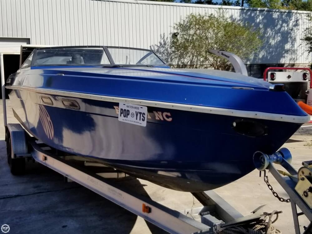 1987 Baja boat for sale, model of the boat is Force 265 & Image # 18 of 40