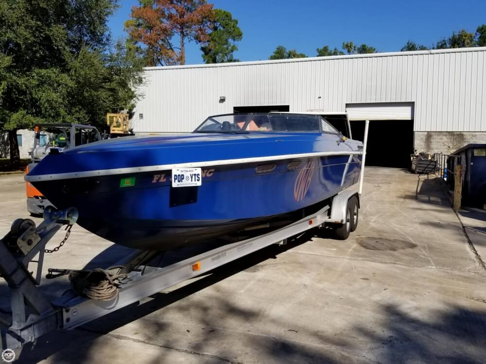 1987 Baja boat for sale, model of the boat is Force 265 & Image # 19 of 40