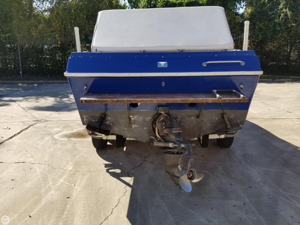 1987 Baja boat for sale, model of the boat is Force 265 & Image # 23 of 40