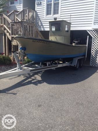 1985 Privateer boat for sale, model of the boat is 20 & Image # 3 of 22