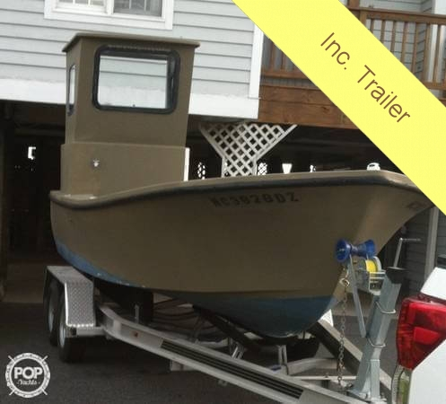 1985 Privateer boat for sale, model of the boat is 20 & Image # 2 of 22