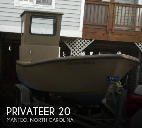 1985 Privateer 20