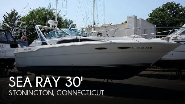 1988 SEA RAY 300 SUNDANCER for sale