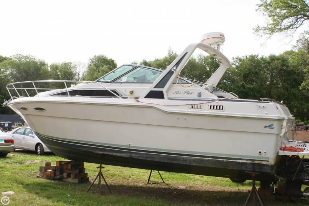 1988 Sea Ray boat for sale, model of the boat is 300 Sundancer & Image # 14 of 40
