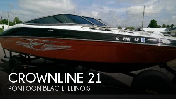 Used Crownline Ski Boats For Sale by owner | 2012 Crownline 21