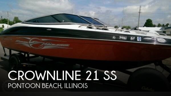 2012 Crownline 21 SS - Photo #1