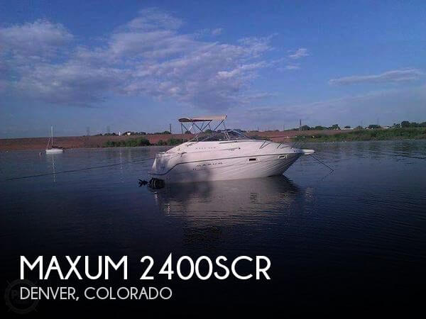 Used Boats For Sale in Fort Collins, Colorado by owner | 2000 Maxum 24