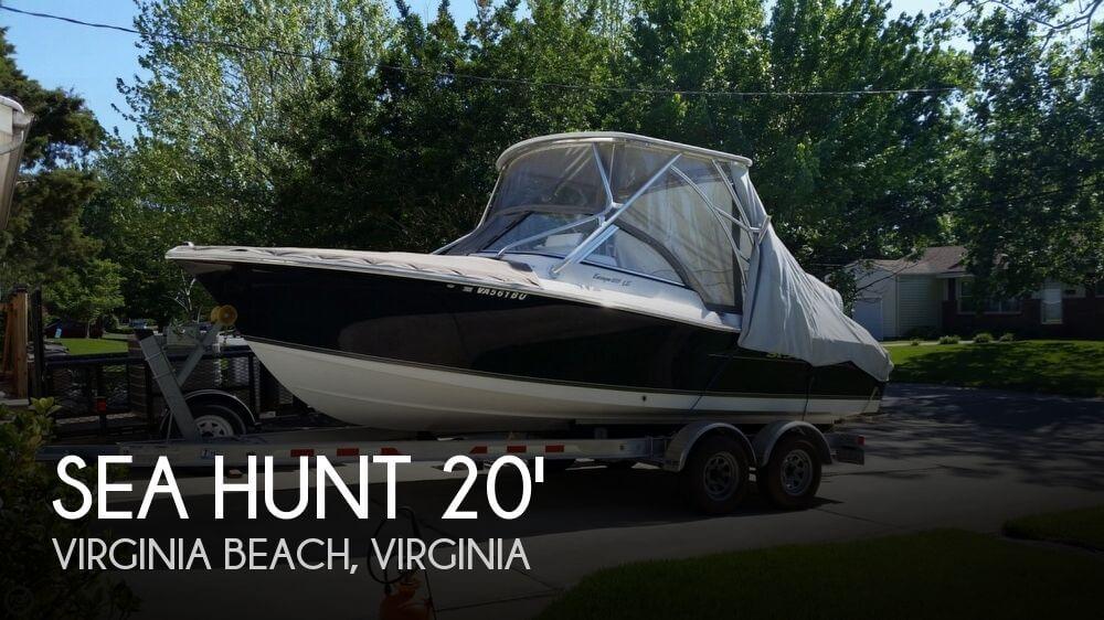 2011 Sea Hunt Escape 207LE - Photo #1