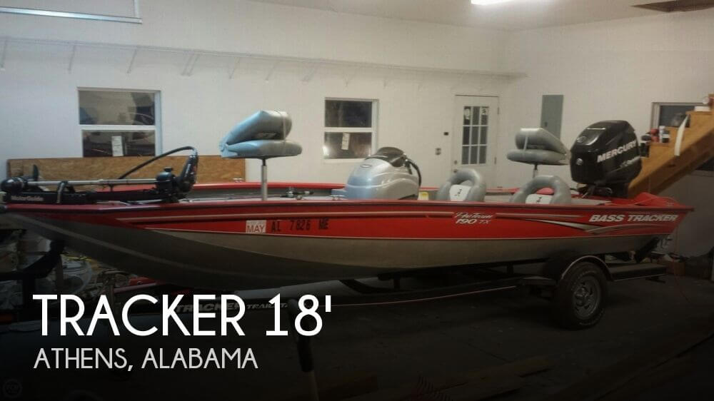 Sold tracker pro team 190 tx boat in athens al 103353 for Tracker fishing boats