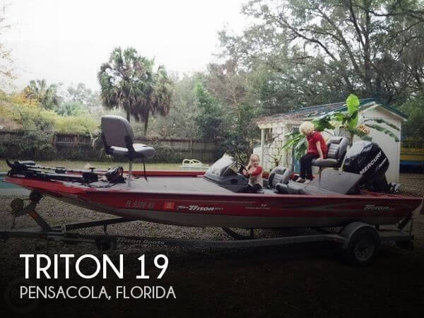 Used Boats For Sale by owner | 2008 Triton 19