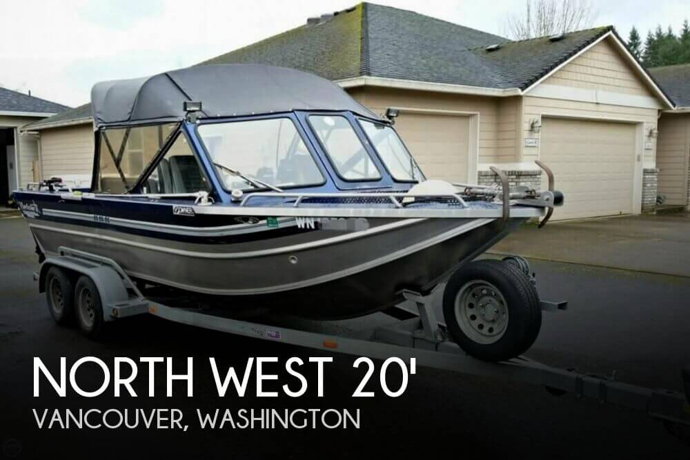 1997 NORTHWEST NORTHSTAR 20 for sale