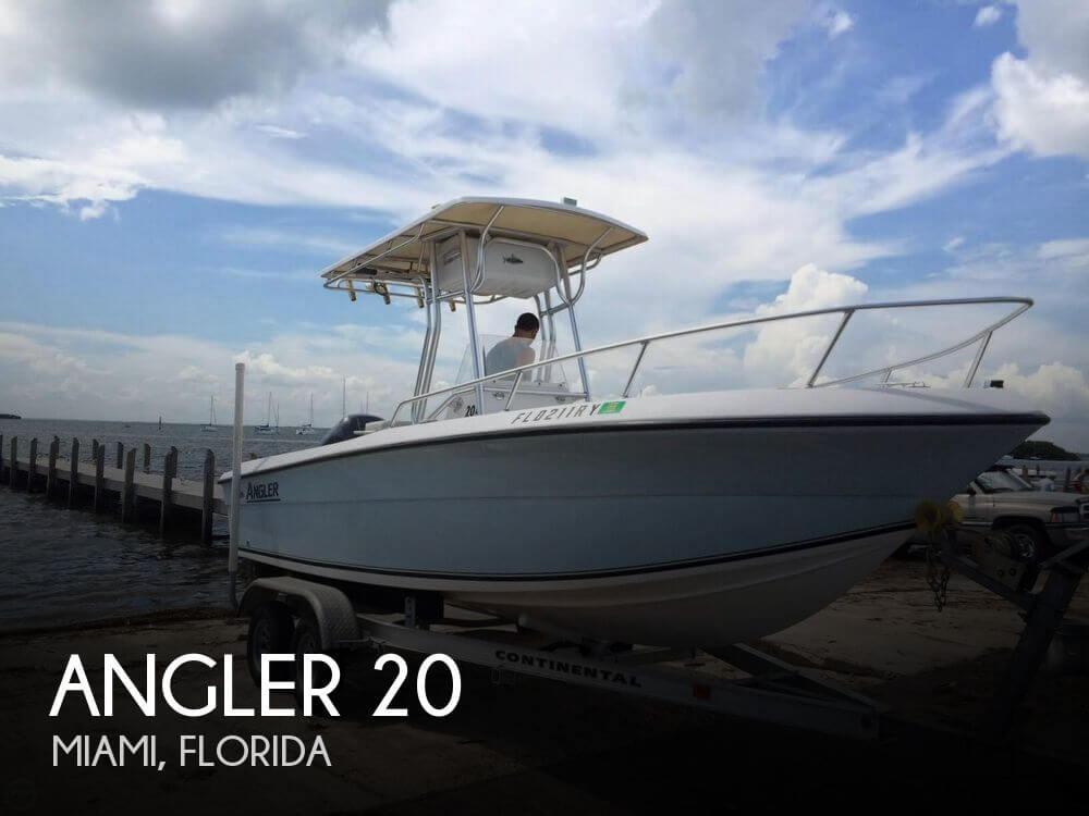 2003 Angler 20 - Photo #1