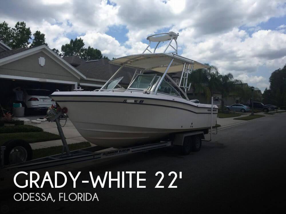 2001 GRADY WHITE 223 TOURNAMENT for sale