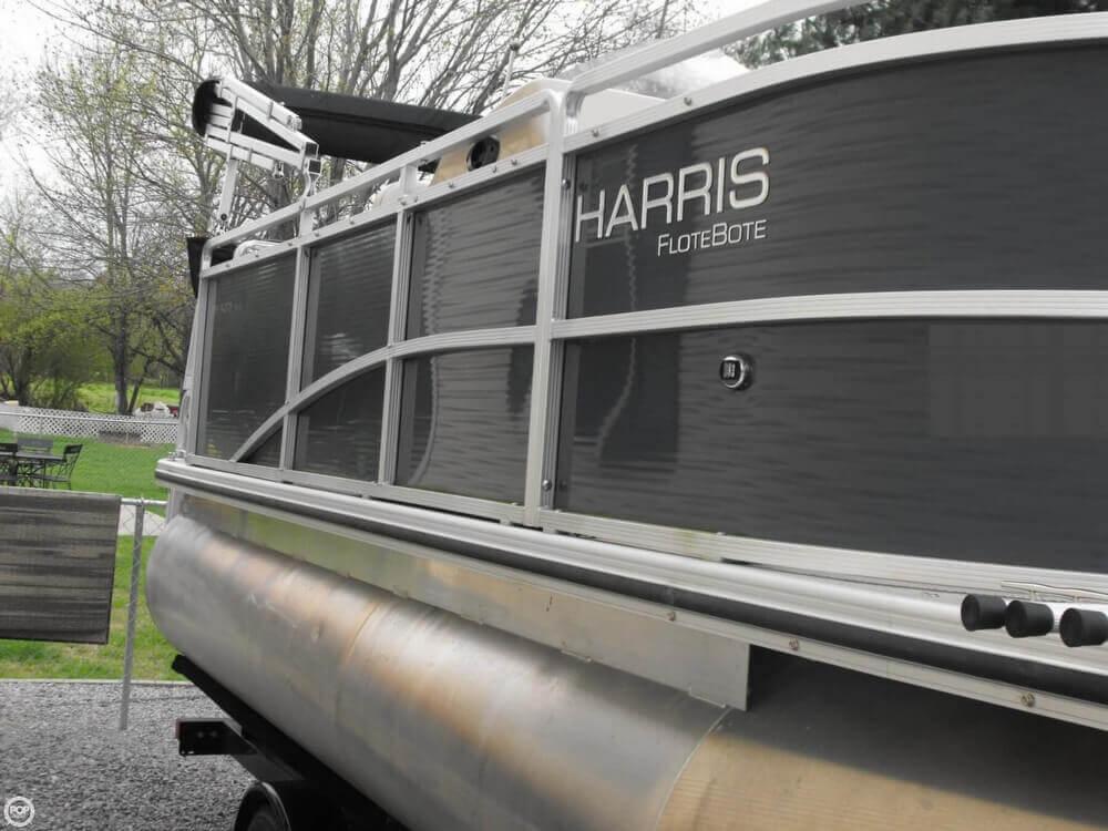 2013 Harris Flotebote Cruiser 180 - Photo #9