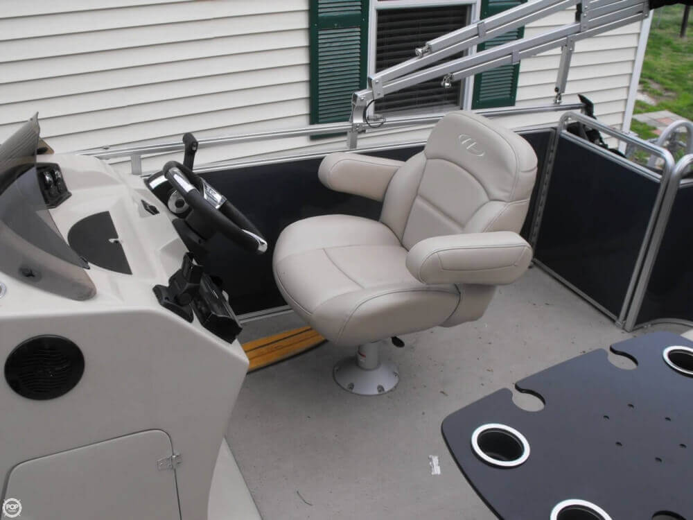 2013 Harris Flotebote Cruiser 180 - Photo #17