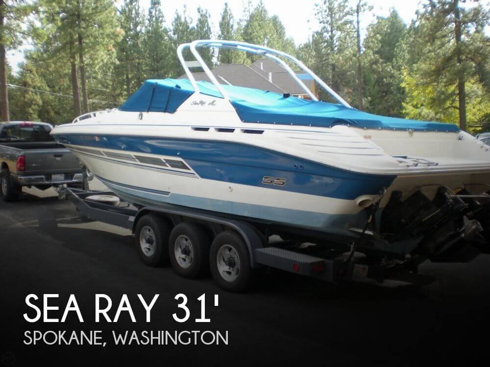 1991 SEA RAY 310 SUN SPORT for sale