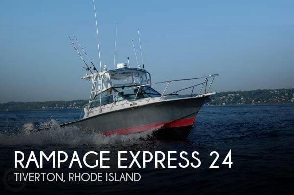 1989 Rampage Express 24 - Photo #1