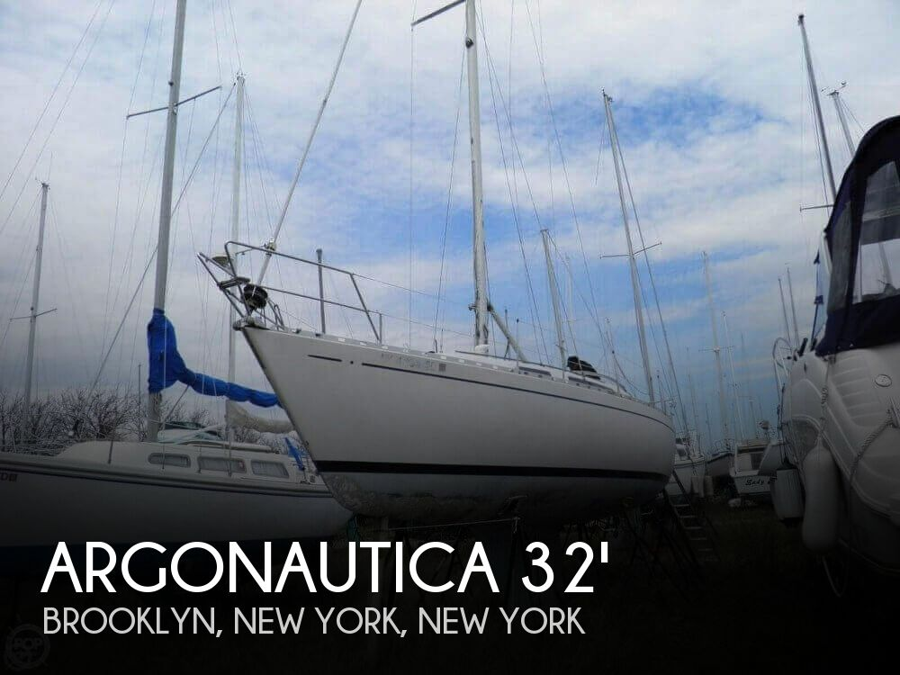 1984 Argonautica boat for sale, model of the boat is Cruz Del Sur & Image # 1 of 40