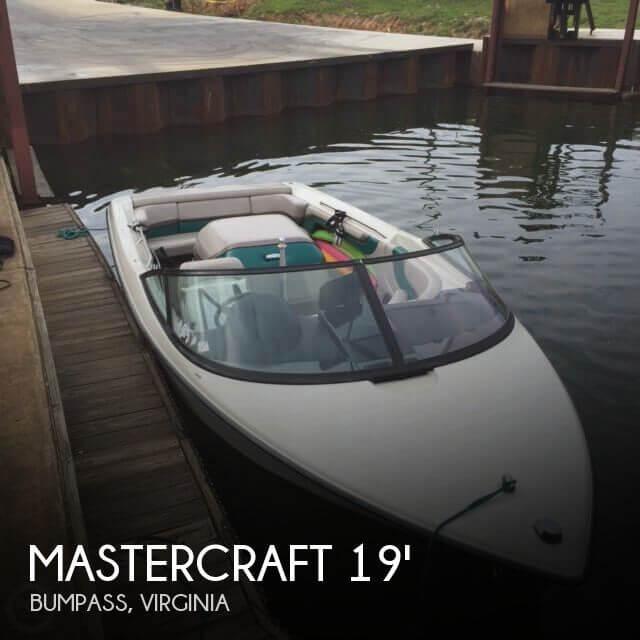 1996 Mastercraft 190 ProStar - Photo #1