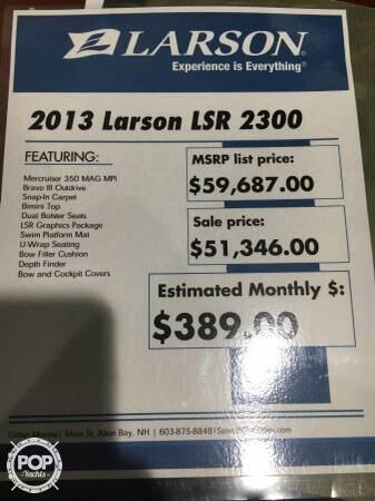 2013 Larson 23 - Photo #13