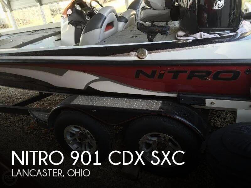 2007 Nitro 901 CDX SXC - Photo #1