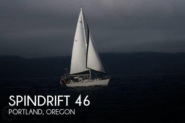 1984 Spindrift 46 - Photo #1