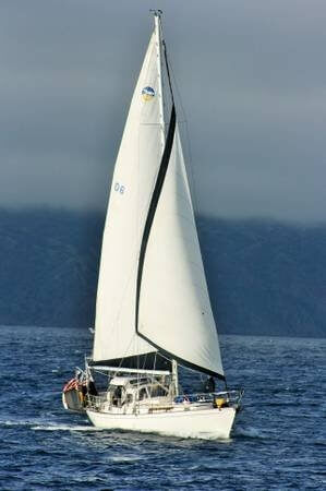 1984 Spindrift 46 - Photo #3