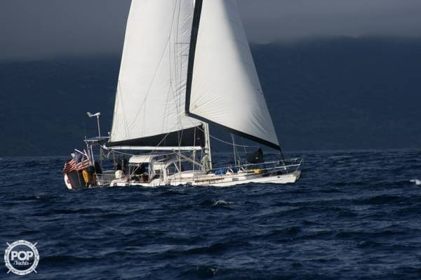 1984 Spindrift 46 - Photo #4