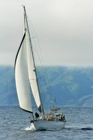 1984 Spindrift 46 - Photo #2