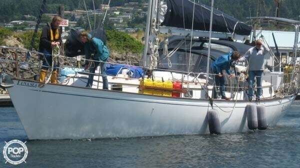 1984 Spindrift 46 - Photo #6