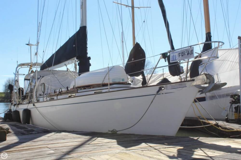 1984 Spindrift 46 - Photo #21