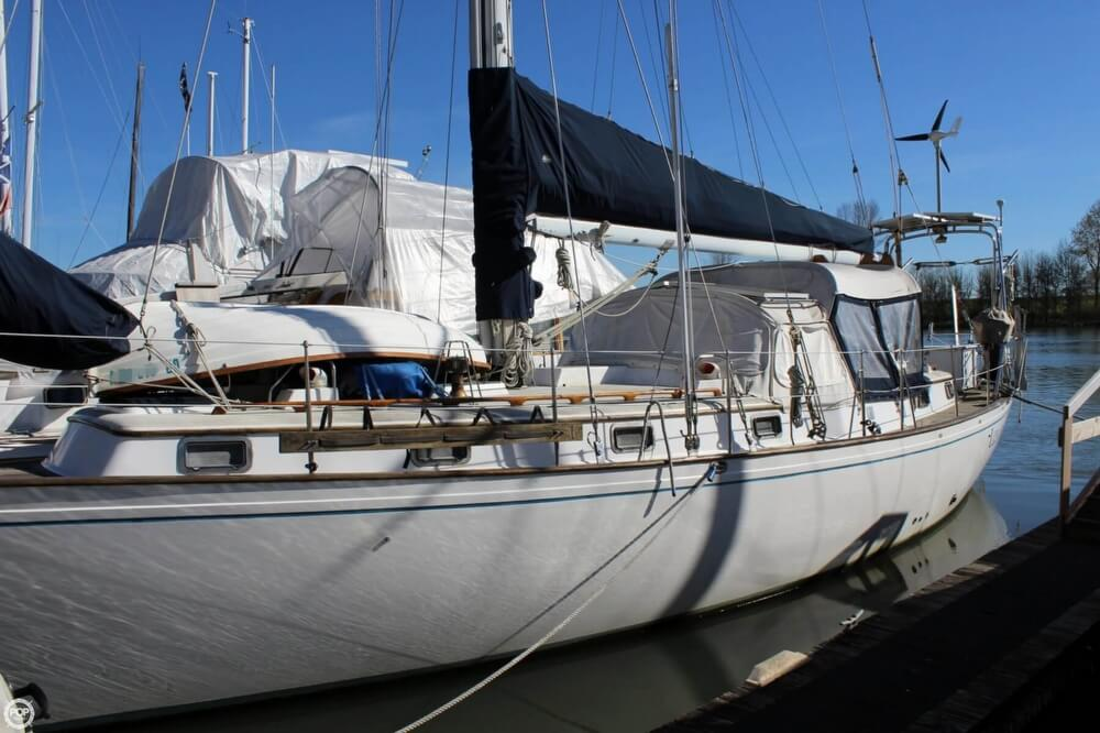 1984 Spindrift 46 - Photo #25