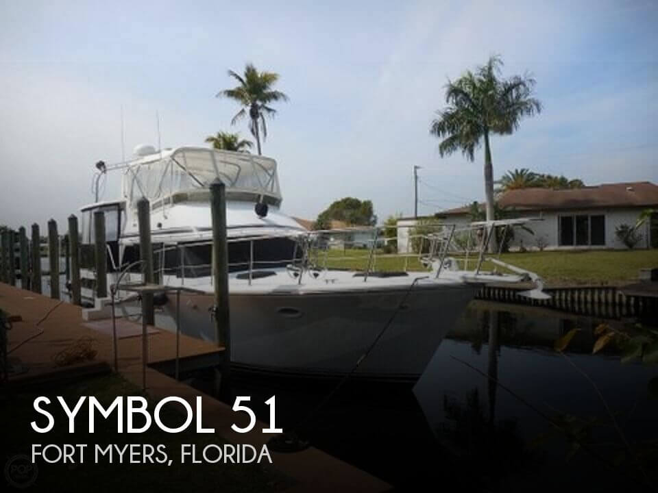 Used Symbol 51 Boats For Sale by owner | 1987 Symbol 51