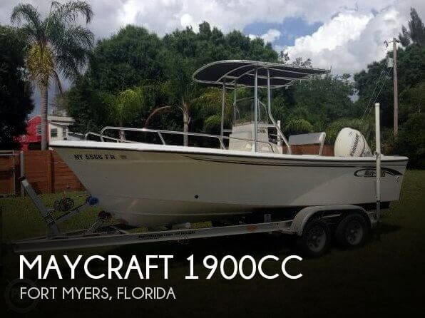 Used Maycraft Boats For Sale by owner | 2007 Maycraft 19