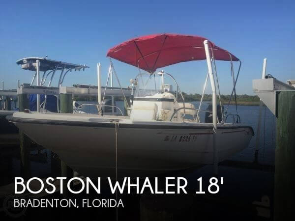Used Boston Whaler 18 Boats For Sale by owner | 2003 Boston Whaler Dauntless 180