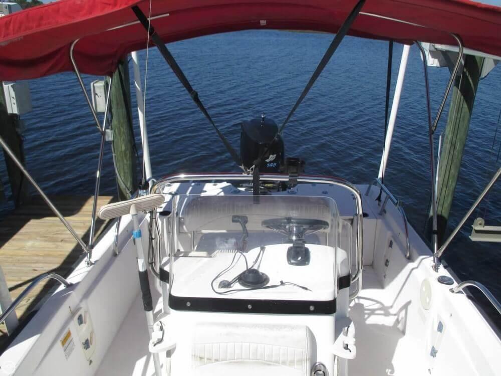 2003 Boston Whaler Dauntless 180 - Photo #33