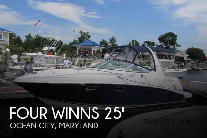 2004 Four Winns 268 Vista Cruiser - Photo #1