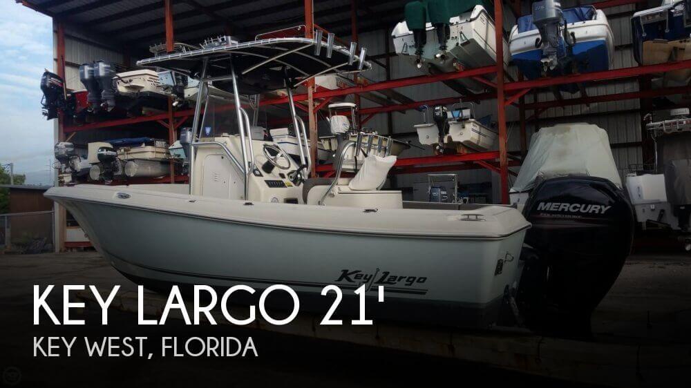 2013 Key Largo 2100 WI CC - Photo #1