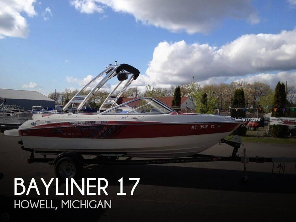 2012 Bayliner 17 - Photo #1