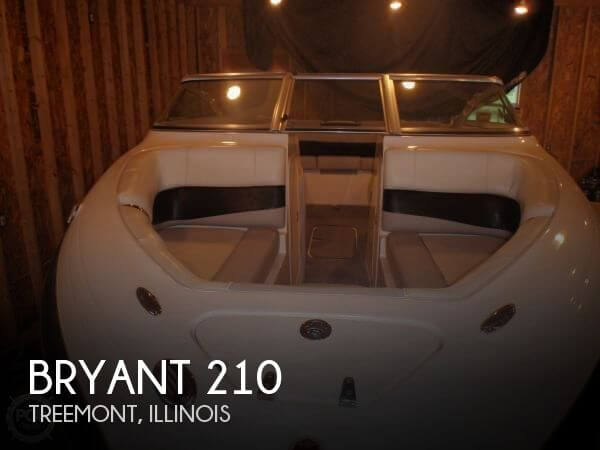 Used Boats For Sale in Peoria, Illinois by owner | 2012 Bryant 21
