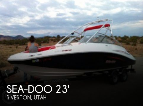 Used Boats For Sale in Utah by owner | 2009 Sea-Doo 230 Challenger