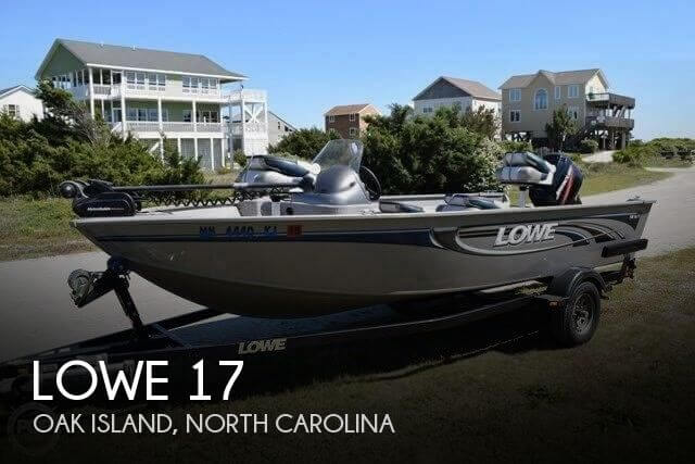 Used Lowe Fishing boats For Sale by owner | 2008 Lowe 17