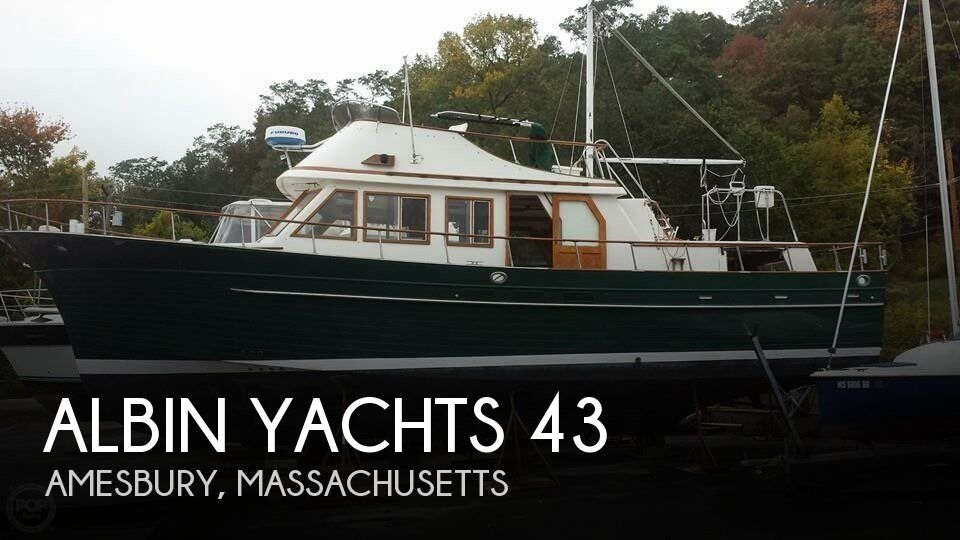 1988 ALBIN YACHTS 43 for sale