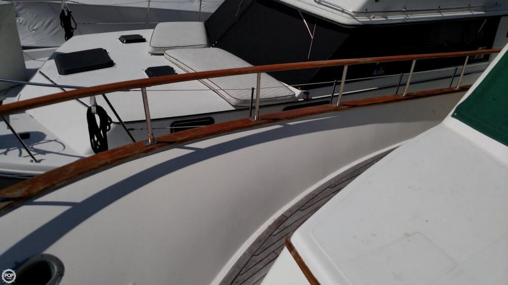 1988 Albin Yachts 43 - Photo #10