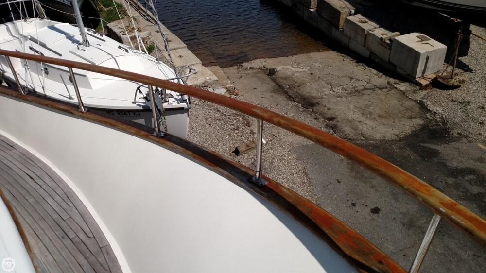 1988 Albin Yachts 43 - Photo #18