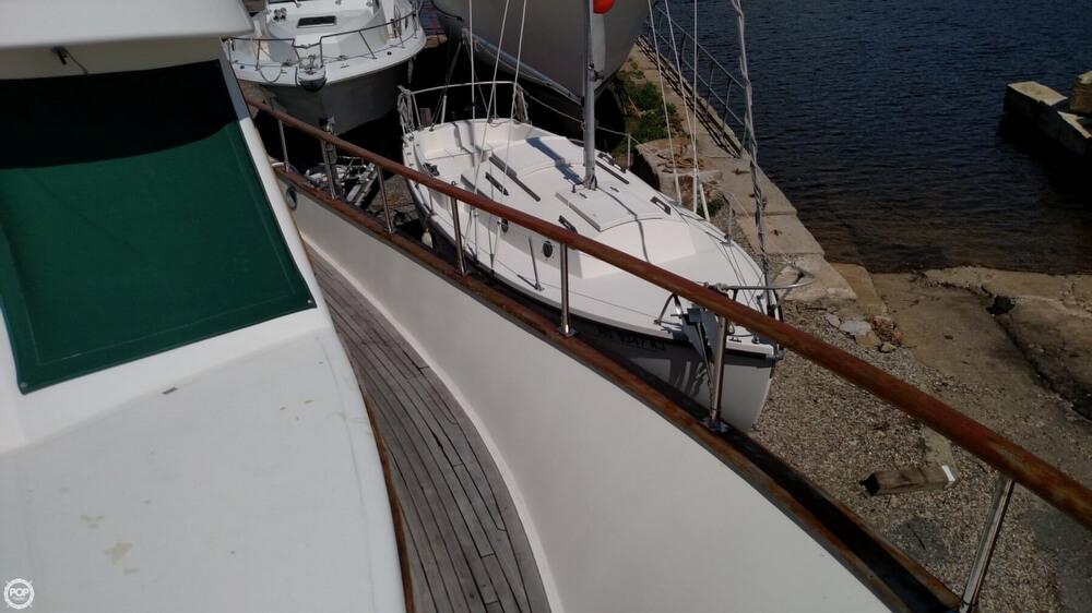 1988 Albin Yachts 43 - Photo #19